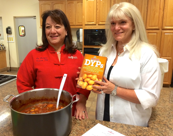 DYP cookbook authors