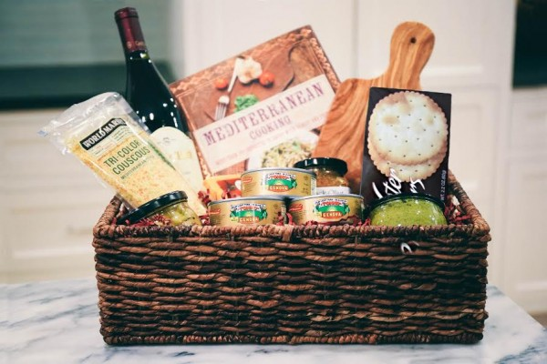 Genova gift basket