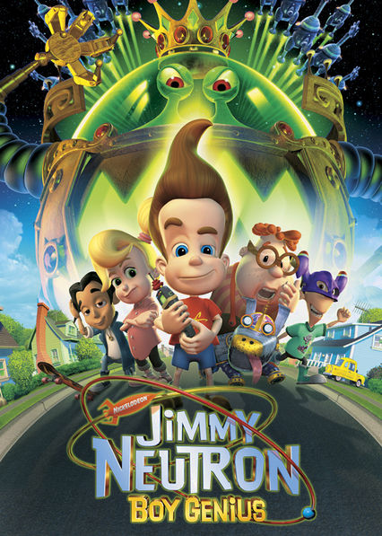 Jimmy Neutron_ Boy Genius