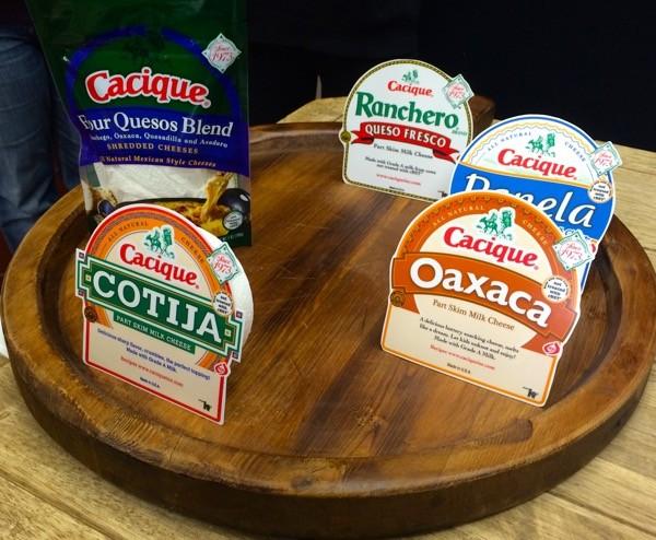cacique cheeses