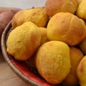 sweet potato bun bowl